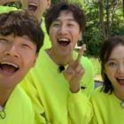 Jun So Min Teases Lee Kwang Soo + Kim Jong Kook Teases Jun So Min With Hilarious Instagram Posts
