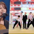 "Watch: Kwon Jin Ah Performs Gorgeous Acoustic Cover Of BTS's ""Boy With Luv"""