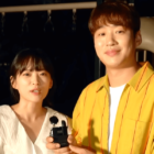 "Watch: Chun Woo Hee, Ahn Jae Hong, And More Bid Farewell To ""Melo Is My Nature"" While Filming Final Scenes"