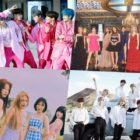 BTS, TWICE, Red Velvet, NCT 127, And More Rank High On Billboard's World Albums Chart