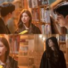 "Suzy And Shin Sung Rok Have A Mysterious Library Encounter In ""Vagabond"""