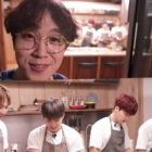 """Watch: SF9's Inseong, AB6IX's Jeon Woong, Kim Kook Heon, And Jeong Sewoon Are Introduced In """"Idol Social Dining"""" Teaser"""