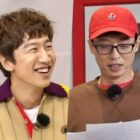"""Running Man"" Cast Turns Poetry Contest Into Hilarious Diss Battle On Upcoming Episode"
