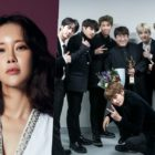 Baek Ji Young Talks About Her Close Relationship With Bang Shi Hyuk + A Conversation They Had About BTS