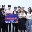 PENTAGON And Yoo Seon Ho Show Support For Children With Diabetes As Ambassadors At Camp