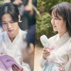 "Jang Dong Yoon And Kim So Hyun Are Burning With Passion Behind The Scenes Of ""The Tale Of Nokdu"""