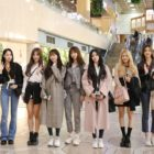 Update: NATURE Poses With New Member Kim So Hee For The First Time