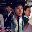 "Watch: ""Flower Crew: Joseon Marriage Agency"" Cast Can't Stop Teasing Each Other On Set"