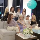 Watch: Sooyoung Shares Footage Of Girls' Generation's Reunion For Tiffany's Birthday Party
