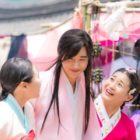 "Byun Woo Seok Charms The Ladies In ""Flower Crew: Joseon Marriage Agency"""