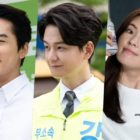 "Song Seung Heon, Im Joo Hwan, Lee Sun Bin, And More Smile Brightly As ""The Great Show"" Prepares For Ending"