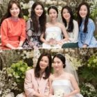 Lee Jung Hyun Shares Her Celebrity Friends' Reaction To Her Marriage
