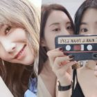 Girls' Generation's Taeyeon Responds Adorably To Seohyun's Photos Of Recent Hangout With Tiffany