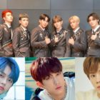 ATEEZ Talks About Their Close Friends Including Members Of TXT, Stray Kids, And X1