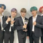 "Watch: AB6IX Grabs 2nd Win For ""Blind For Love"" On ""Show Champion""; Performances By BTOB's Hyunsik, ATEEZ,And More"