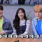 "Watch: NCT's Jaehyun, APRIL's Naeun, And MONSTA X's Minhyuk Share Excitement As New ""Inkigayo"" MCs"