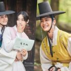 "Jang Dong Yoon And Kang Tae Oh Are Closer Than Ever As They Work On ""The Tale Of Nokdu"""
