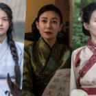 "AOA's Seolhyun, Jang Young Nam, And Park Ye Jin Are Strong Female Characters Who Shake Up The Joseon Era In ""My Country"""