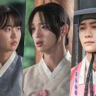 "Kim So Hyun And Jang Dong Yoon's 1st Kiss Causes ""The Tale Of Nokdu"" Love Triangle To Heat Up"