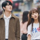 "Golden Child's Bomin And Won Jin Ah Are Spotted On A Date In ""Melting Me Softly"""
