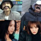 "Watch: ""Running Man"" Cast Goes Undercover + Go Min Si And Hwang Bo Ra Join Thrilling Search For Traitor In New Preview"