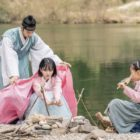 "Jang Dong Yoon Offers Kim So Hyun A Helping Hand In ""The Tale Of Nokdu"""