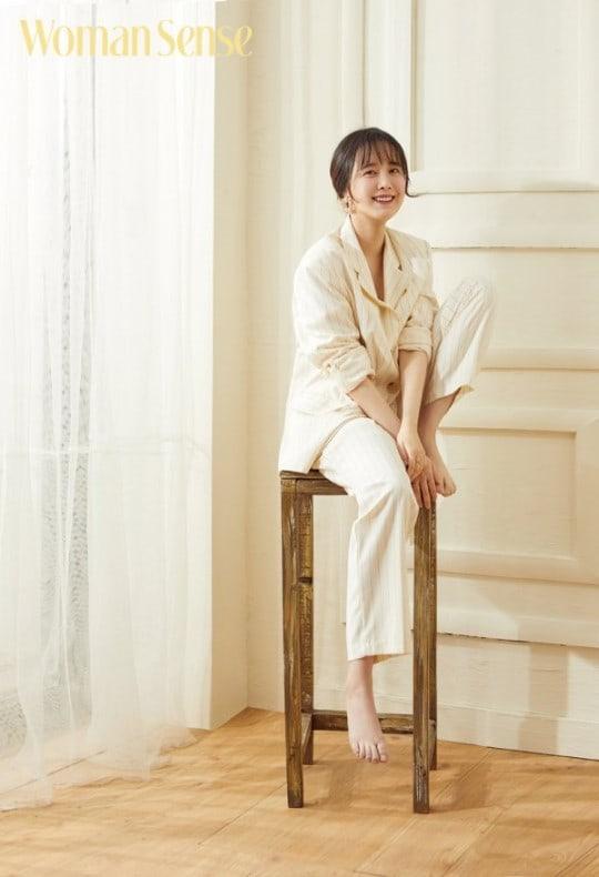 Goo Hye Sun Untuk Woman Sense