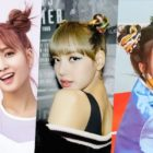 "Female Idols Who Adorably Pulled Off The ""Pucca"" Hairstyle"