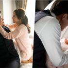 """""""VIP"""" Shares Sneak Peek At Intimate Kiss Scene Between Lee Sang Yoon And Jang Nara"""