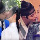 """Watch: """"Flower Crew: Joseon Marriage Agency"""" Cast Shows Expertise At Filming Romantic Kiss Scenes"""