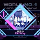 "Watch: Super Junior Wins With ""Super Clap"" On ""M Countdown""; Performances By NU'EST, DAY6, TXT, And More"