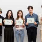 Jin Se Yeon, Kim Min Kyu, Lee Si Eon, And More Attend 1st Script Reading For Upcoming Historical Fantasy