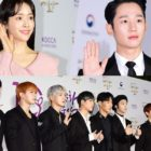 Stars Shine On Red Carpet Of 2019 Korean Popular Culture & Arts Awards