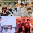 TXT, NU'EST, And BTS Top Gaon Weekly Charts; AKMU Holds Onto Double Crown For 4th Week