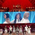 "Watch: ""Queendom"" Crowns Winner + Contestants Stage Final Performances"