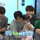 "SEVENTEEN Transforms Into Loving Uncles For JamJam On ""The Return Of Superman"""