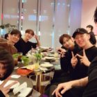 SEVENTEEN Dances In The Audience At Super Junior's Concert And Hangs Out With Members