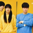 """Ahn Jae Hyun And Oh Yeon Seo Are Humorously Romantic In """"Love With Flaws"""" Poster"""