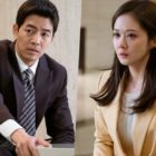 "Jang Nara And Lee Sang Yoon Prepare For An Explosive Confrontation In ""VIP"""