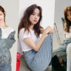 Female Idols Who Look Gorgeous In A Simple Pair Of Jeans