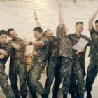 Watch: Enlisted Idols From SHINee, EXO, INFINITE, BTOB, 2AM, And More Are Full Of Energy For New Army Song