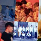 MONSTA X, Taeyeon, BTS, AKMU, And Super Junior Top Gaon Weekly + Monthly Charts
