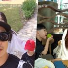 Byul And HaHa Share Video Featuring Their Adorable Son Dream For The 1st Time