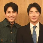 Kwon Sang Woo Shows Admiration And Gratitude For Jung Woo Sung