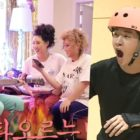 """Watch: MAMAMOO's Hwasa Has Fun Celebrating Park Na Rae's Birthday While Henry Boldly Ventures To A Skate Park In """"I Live Alone"""" Preview"""
