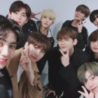 UP10TION Members Gather To Show Their Support For Lee Jin Hyuk's Solo Debut