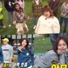 "Watch: HyunA, Lee Guk Joo, Jun So Min, And More Hilariously Dance To ""Babe"" And ""Bad Girl Good Girl"" On ""Running Man"""