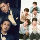 "TVXQ's ""XV"" Album And BTS's Concert DVD Go Gold In Japan"