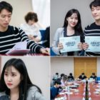 Upcoming Baseball Drama Starring Namgoong Min And Park Eun Bin Holds First Script Reading