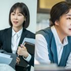 """Black Dog"" Teases Mystery And Drama In First Previews With Seo Hyun Jin And Ra Mi Ran"
